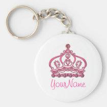 Princess Keychains Nyckelring