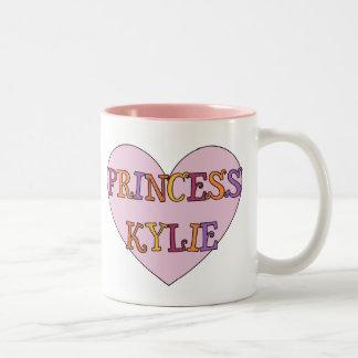 Princess Kylie Råna Två-Tonad Mugg
