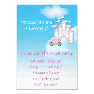 Princess Rockera Inbjudan