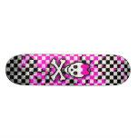 Princess Skalle Flicka Skateboard