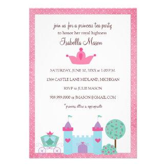 Princess Tea Festa Inbjudan