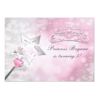 Princess Trollspö & inbjudan för party för