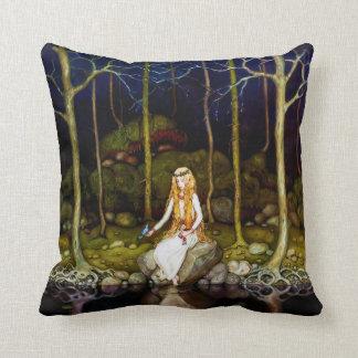 Princessen i skogen kudde