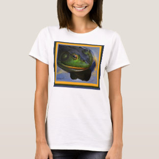 Pris skjorta för groda tee shirts