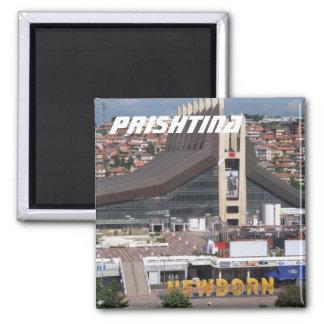 Prishtina Kosovo Magnet