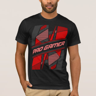 Pro Gamer (abstrakt geometri) Tshirts