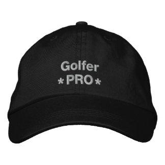 Pro golfare keps