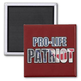 Pro-Liv patriot Magnet