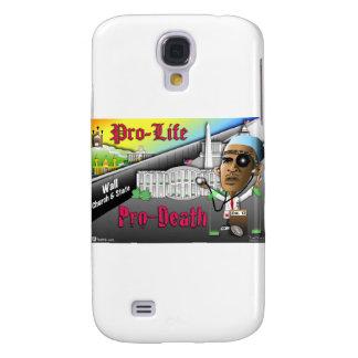 Pro-Liv vs. Pro-Död Galaxy S4 Fodral