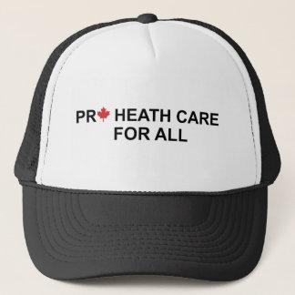 Pro sjukvård för alla keps