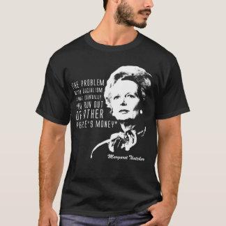 Problemet med Socialism Tee Shirt