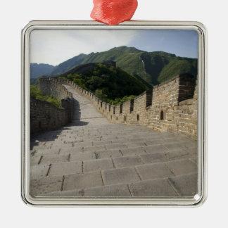 Producerat av blåttJean bilder i Beijing, china 2 Julgransprydnad Metall