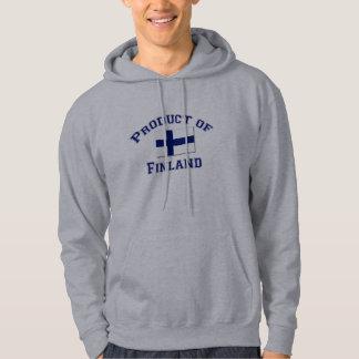 Produkt av Finland Tröja Med Luva