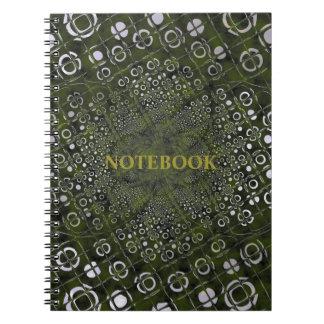 Produkter med Fractal avbildar Anteckningsbok