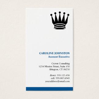 Professionell för logotyp för utöva blåttrand set av standard visitkort