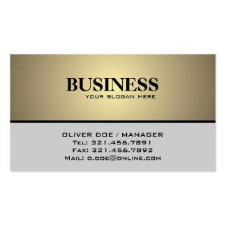 Professionell - visitkortar set av standard visitkort