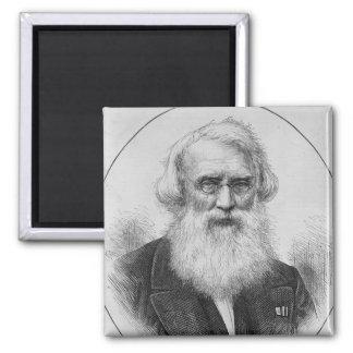Professor Samuel Finley Breese Morse Magnet