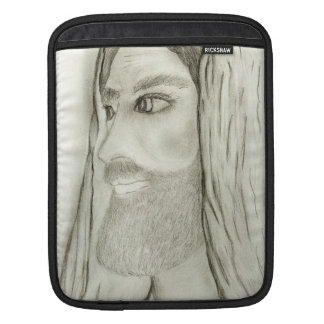 Profilera av Jesus Sleeve För iPads