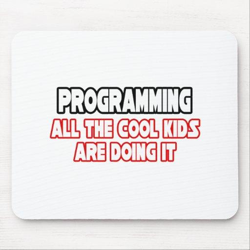 Programmera… kalla ungar musmatta