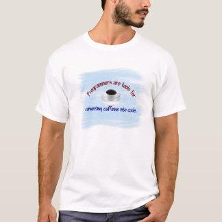 Programmerare är verktyg - knäppas t shirt