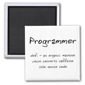 Programmeraremagnet Magnet