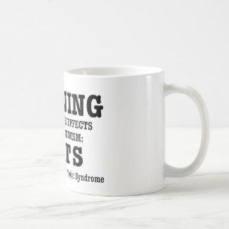 Progressiv politik kaffemugg