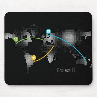 Projektera Fi Mousepad Musmatta