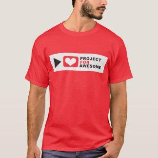 Projektera för fantastisk t-shirt