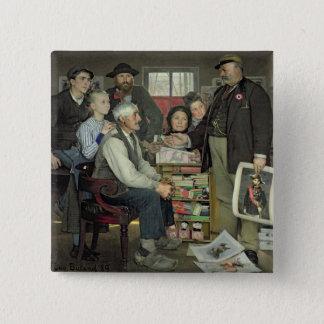 Propaganda 1889 standard kanpp fyrkantig 5.1 cm