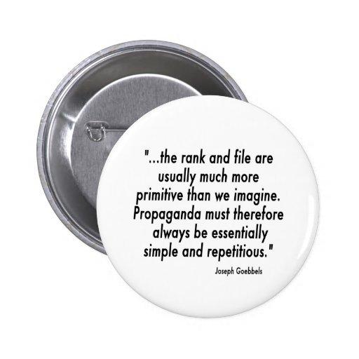 Propaganda Knappar