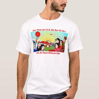 Propagandadesign: Gå med Hanoi den ultimat klubben Tee Shirt