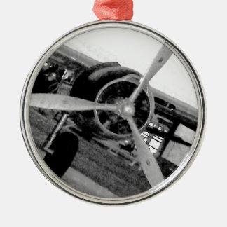 Propeller Julgransprydnad Metall