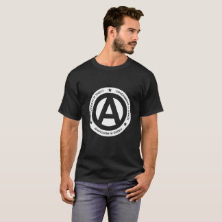 PROPERTY IS THEFT, ANARCHISM IS ORDER T SHIRT
