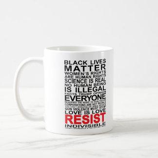 Protestmugg Kaffemugg
