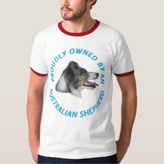 Proudly ägt av en australian shepherd tröja