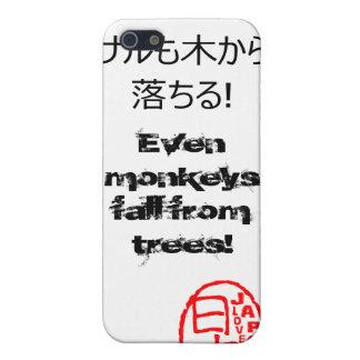 Proverb för japan för Japan stiliphone case! iPhone 5 Fodraler
