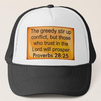 proverbs28:25hatt keps