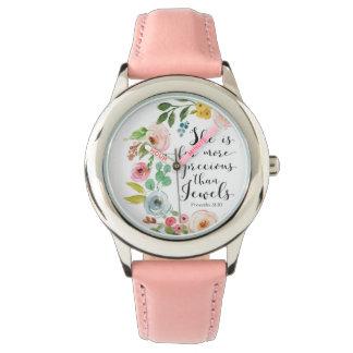 Proverbs 31 är hon långt mer dyrbar klocka