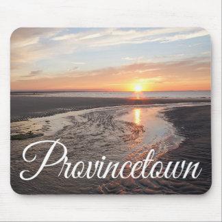 Provincetown för uddtorsksoluppgång MORSOR Musmatta