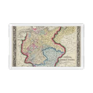 Prussia och den tyska stater bricka