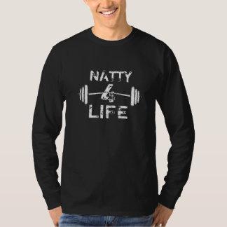Prydlig logotypbära för 4 liv t-shirt