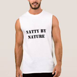 Prydligt vid naturen sleeveless t-shirt