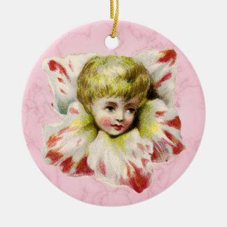 Prydnad för julAzaleajul Julgransprydnad Keramik