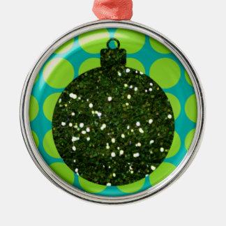 Prydnad för julprydnadboll julgransprydnad metall