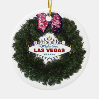 Prydnad för Las Vegas julkran Jul Dekorationer