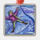 Prydnad för snöängeljul jul dekorationer