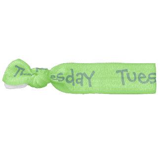 prydnad för tuesday hårtie för flicka hårband