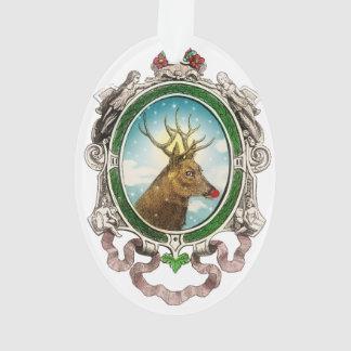 Prydnad för vintageRudolf Santas ren