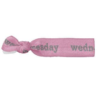 prydnad för wednesday hårtie för flicka hårband