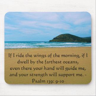 Psalm139:9 - HÄRLIG BIBLISK QUOTATION 10 Musmatta
